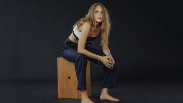 Laura May Gibbs is the co-founder of sustainable yoga business Nagnata.