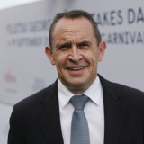 Good day . . . trainer Chris Waller.