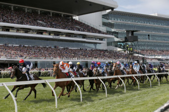 Paul Bloodworth says government mandates will influence spring racing carnival fields.