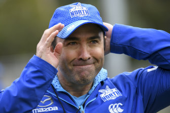 Brad Scott will be the new head of AFL Victoria.