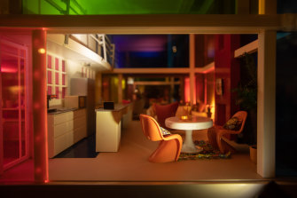 The Kaleidoscope house by Bozart Toys.