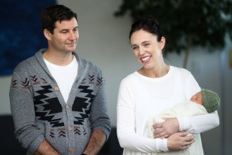 Look out for a biography of New Zealand PM Jacinda Arden.