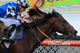 Chief Ironside returns to the Crystal Mile, a race he won last year.