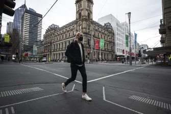 Melbourne's had more lockdowns, but the most recent one has ended.