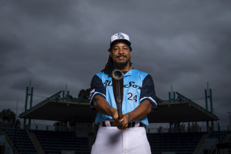 Manny Ramirez is one of the most iconic players in baseball history, and a major coup for the Australian Baseball League.