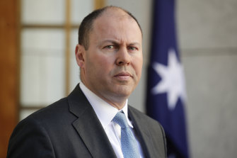 Josh Frydenberg says tax refunds will deliver a boost to the incomes of many Australians.