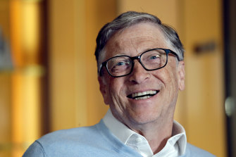Bill Gates was listed fourth on the Forbes Worlds' Billionaires 2021 list.