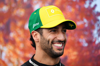 "Daniel Ricciardo says he ""had some concerns"" over the Australian GP before it was cancelled."