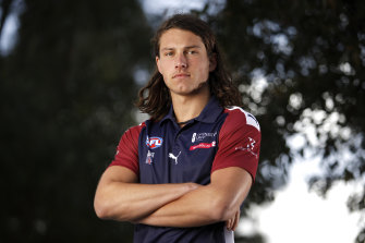 Archie Perkins has told AFL clubs he wishes to stay in Victoria.