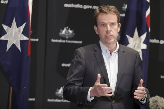 """Education Minister Dan Tehan says he is looking at the childcare system """"in totality""""."""