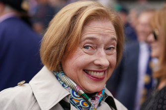 Gai Waterhouse won't be able to attend Warrnambool this year.