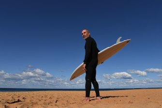 Nick Carroll, a surfer from Newport, said the pandemic is an excuse for localism to rear its head.