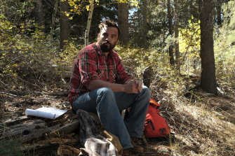 Jake Johnson as Leif in Trent O'Donnell's Ride the Eagle.