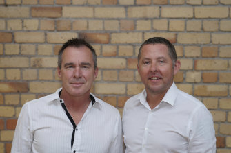 Spoke Phone founders Jason Kerr and Kieron Lawson are expanding abroad after raising $6.7m.