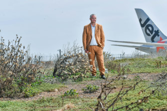 Avalon CEO Justin Giddings on landproposed forquarantine cabins.