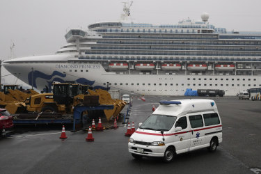 Diamond Princess owner won't offer refunds for cruise cancellations