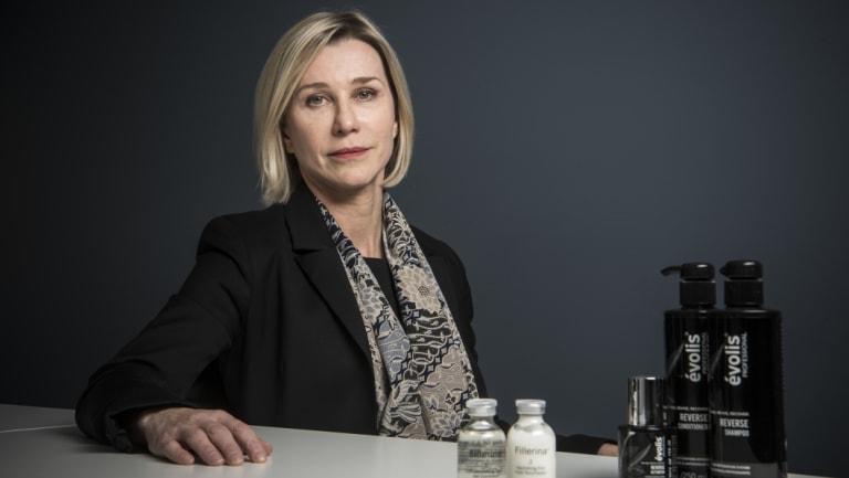Maria Halasz, CEO of Cellmid.