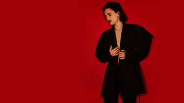 Anna Calvi's third album, Hunter, is out now.