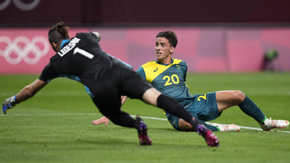 'We can go all the way': Olyroos confidence rising ahead of showdown with Spain