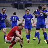 France deny Wales Grand Slam in frantic finale