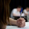 'It's OK not to go': Schools prepare for an HSC like no other