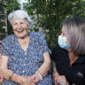 'There is life after airlines': Flight attendants touch down in aged care