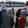UN Security Council approves Syrian aid in contentious vote