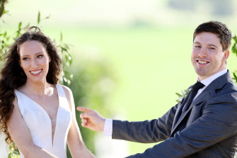 One of the positives on this year's season of Married at First Sight is newbie couple Belinda and Patrick.