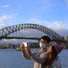 Coronavirus could end four decades of economic growth for Sydney