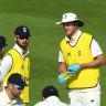 Stuart Broad 'frustrated' over Test omission