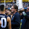 'That was as hard as I have ever gone at them': Teague spray spurs Blues