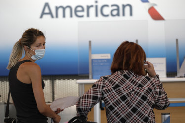 Foreigners will be allowed into the US if they have proof of vaccination and a negative COVID-19 test.