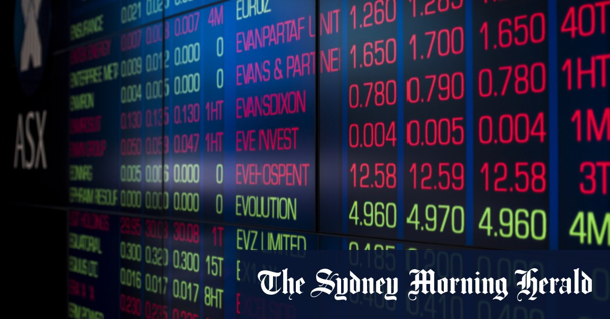 ASX to open weaker as investors farewell 2020 – Sydney Morning Herald