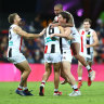 Saints too strong as Hipwood injury adds to Lions' pain