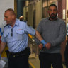 Ricardo Barbaro arrested in NSW after week-long manhunt