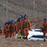 Chinese ultramarathon tragedy leads to charges - but main suspect is dead