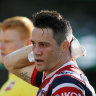 Staying in the coop: Cronk joins Roosters' coaching staff