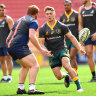 Wallabies' 'grown up' James O'Connor reflects on time away from Test rugby