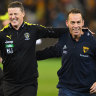 Hardwick should see Clarkson's final Hawthorn years as a cautionary tale