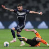 Roux inks new deal with Melbourne Victory