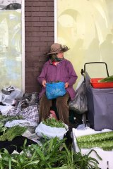 For years, Vietnamese-Australians have been selling produce on Footscray's foothpaths.