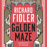 """Richard Fidler says he put his """"heart and soul"""" into his book on Prague."""