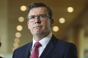 Education Minister Alan Tudge wants the federal government to endorse an international defintion of anti-Semitism.