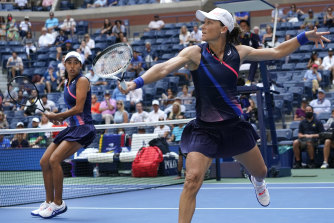 Zhang and Stosur have now won two grand slam finals together.