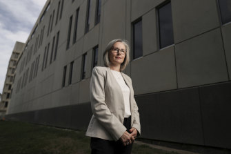 Australian Signals Directorate head Rachel Noble says the agency plays a vital role in warning organisations at risk of being hit by a cyber attack.