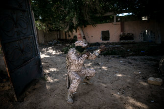 The conflict in Libya continues despite an arms embargo and coronavirus.