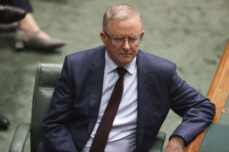 Labor leader Anthony Albanese says Labor's failure at the NSW byelection has nothing to do with the federal party.