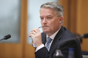 Mathias Cormann publicly admitted that downward wage pressure was a deliberate part of policy.