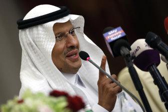 """'Drill, baby, drill' is gone for ever."": Saudi Arabia's energy minister Prince Abdulaziz bin Salman."