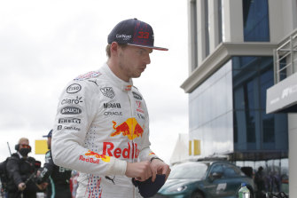 Max Verstappen could take the championship lead in Turkey.